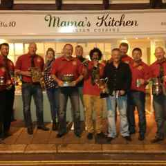 December Player of the month dinner for 2 @ Mamas Kitchen