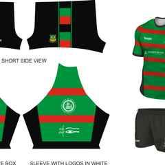 Club Playing Shirts 2015/16 Sponsors