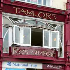 Nov Player of the month award will be dinner for 2 @ Taylors