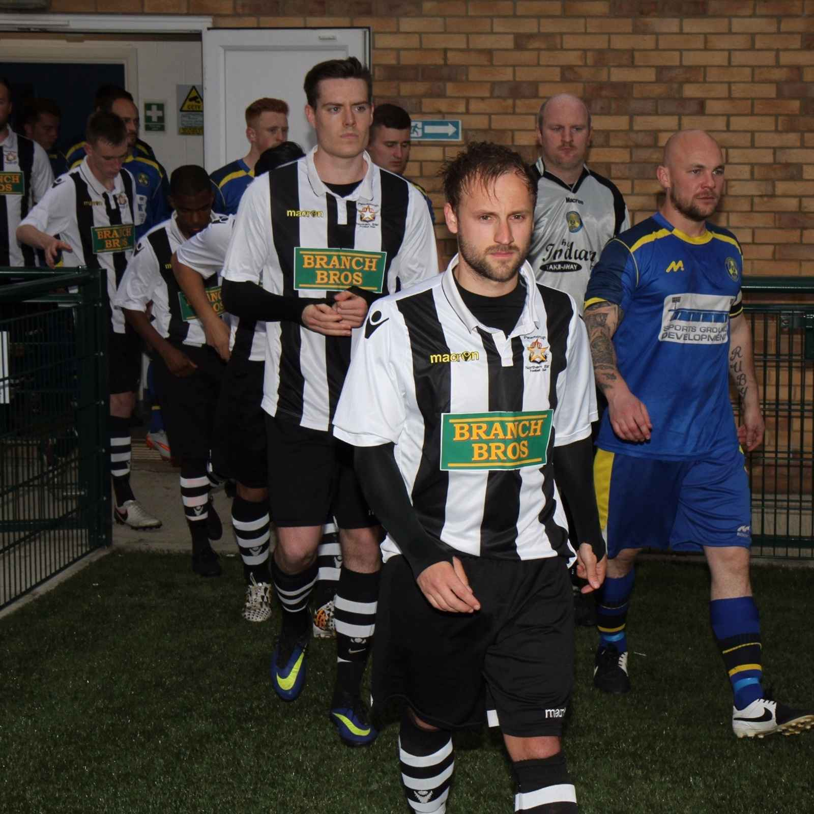 Hinchingbrooke Cup Final: Peterborough Sports vs Star (4:1) - by Tim Gates