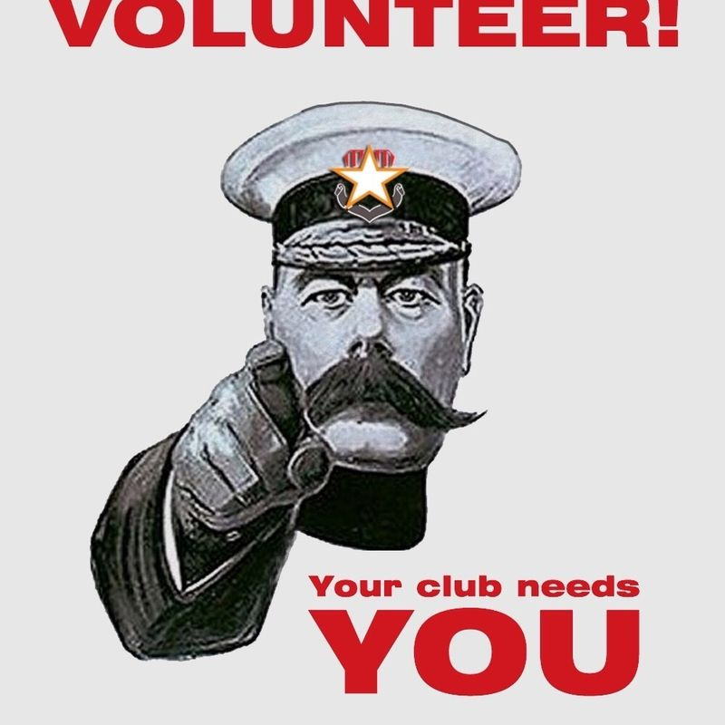 Volunteer Appeal