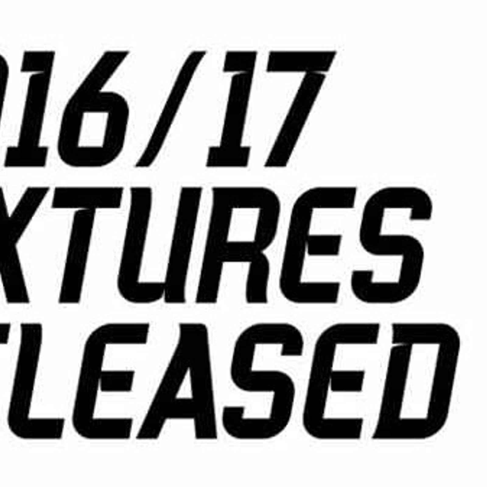 United Counties League Fixtures Released