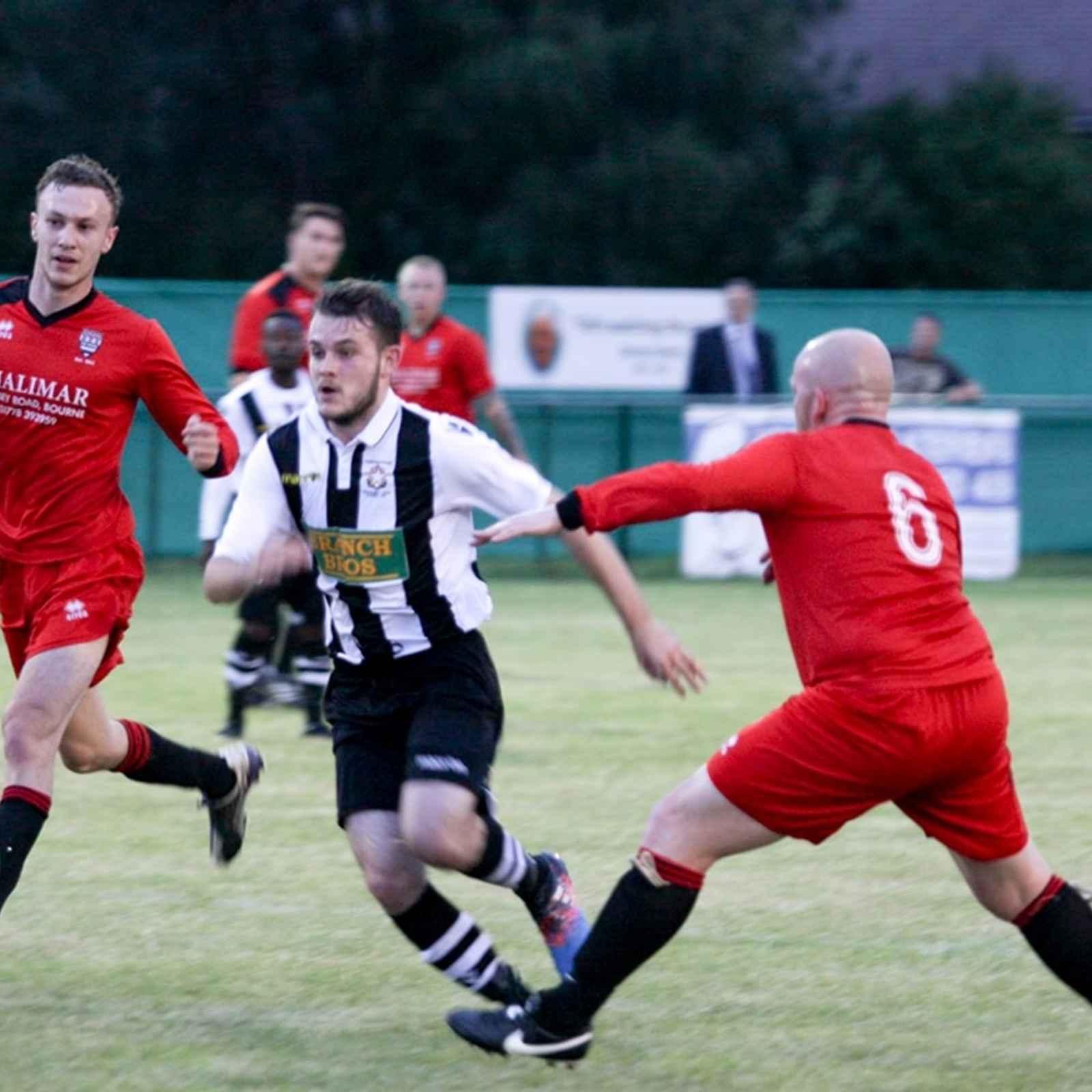 Star Reserves vs Bourne Town Reserves (3:1) by Tim Symonds