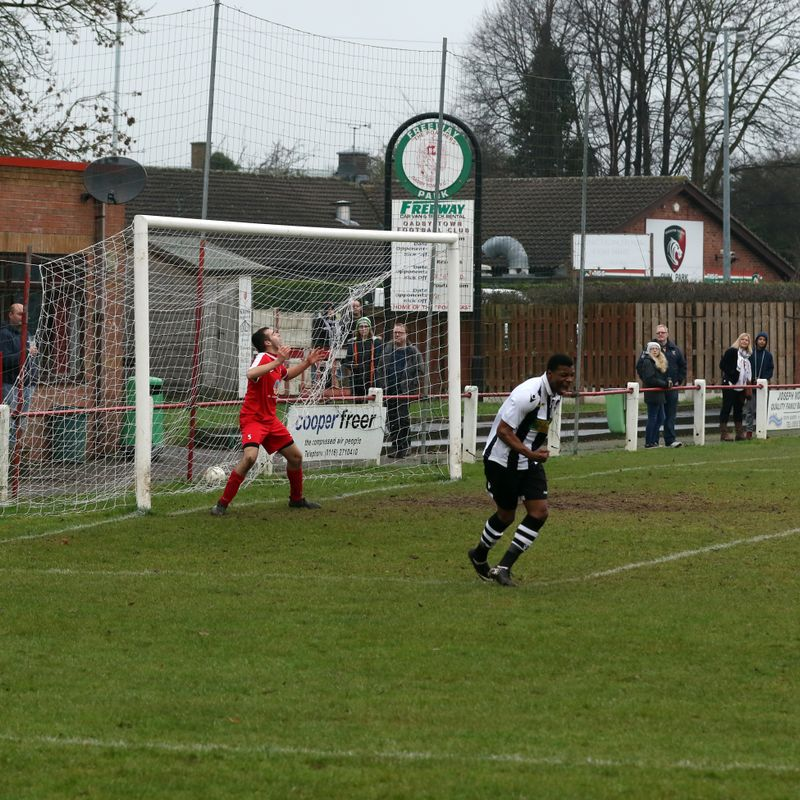 MATCH GALLERY: Oadby Town vs Star (2:2)