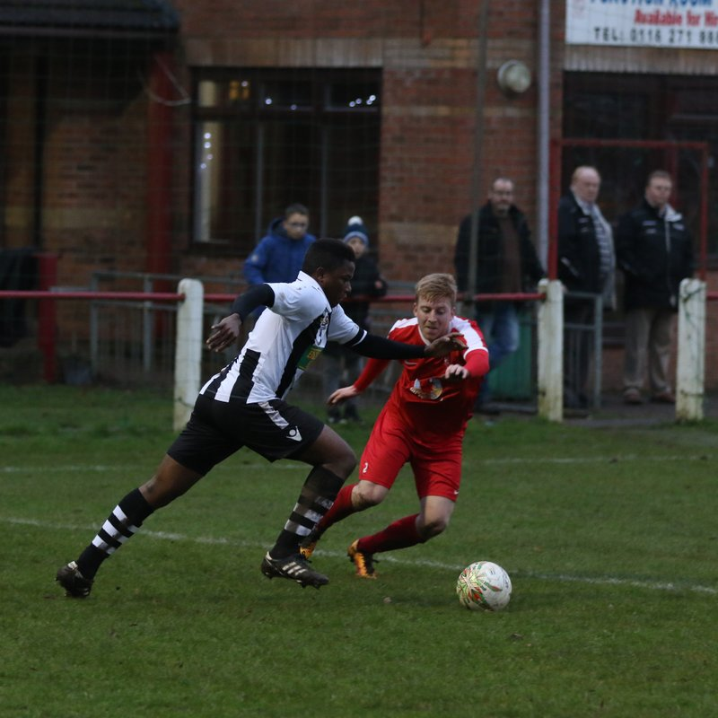 MATCH REPORT: Star denied by last gasp equaliser at Oadby