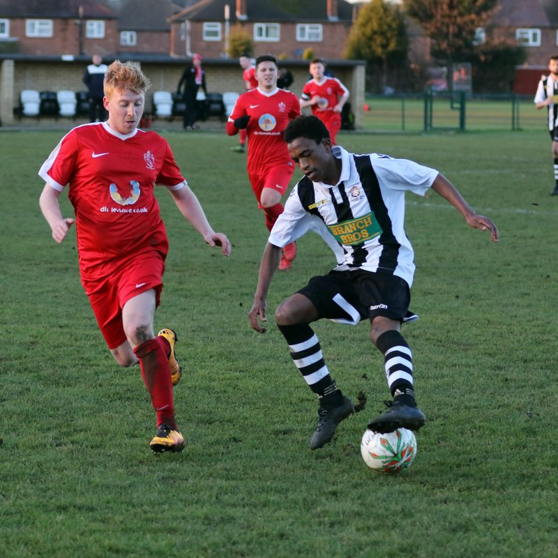 MATCH GALLERY: Star vs Oadby Town (1:2) - by Tim Gates