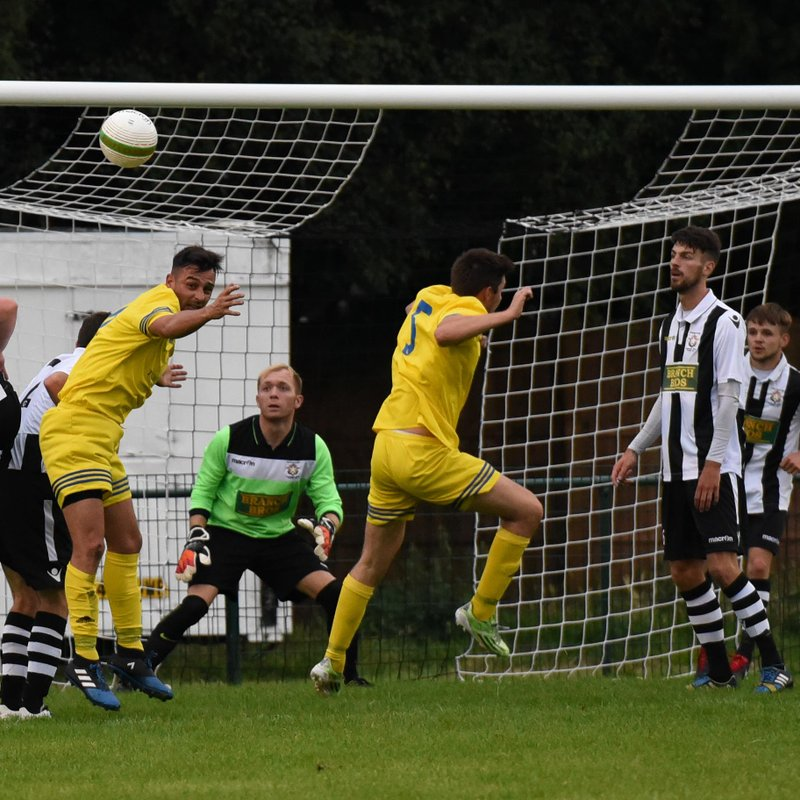 MATCH REPORT: Star get off to the worst possible start as they are hit for five
