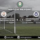 MATCH REPORT: Honours even as Star and Desborough cannot be separated