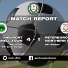 MATCH REPORT: Star soundly beaten at Willen Road