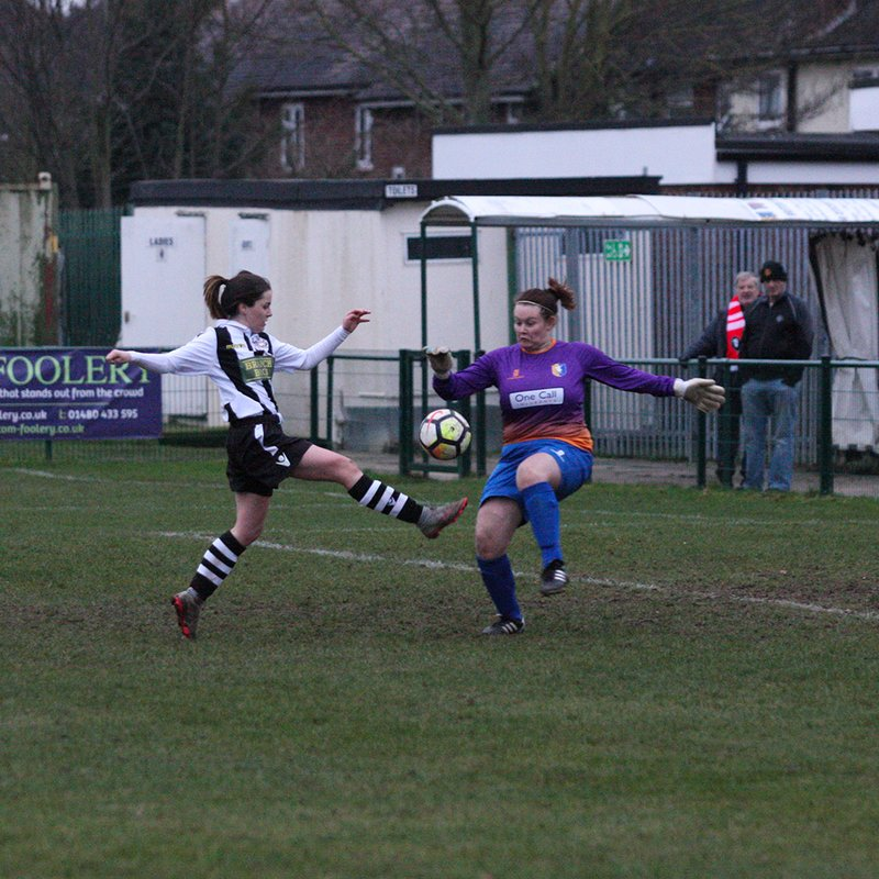 MATCH GALLERY: Star Ladies vs Mansfield Town Ladies (4:1) by Tim Symonds
