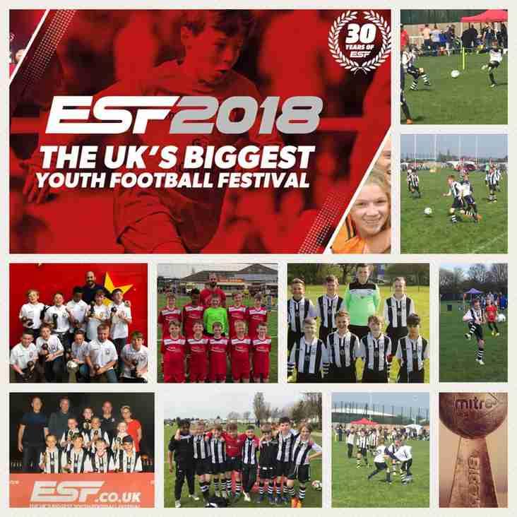 Star Juniors: ESF Festival Of Football 2018