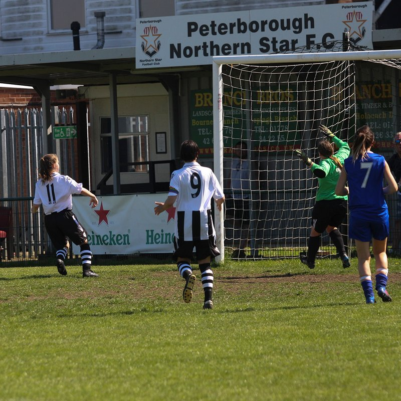 MATCH GALLERY: Star Ladies vs Mansfield Hosiery Mills (7:0) by Tim Symonds