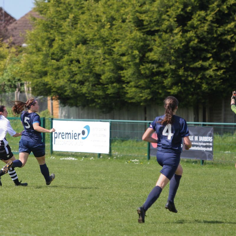 MATCH GALLERY: Star Ladies vs Nettleham (1:3) by Tim Symonds