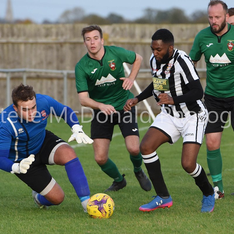 MATCH GALLERY: Sleaford Town vs Star  (2:2) by Chantelle McDonald
