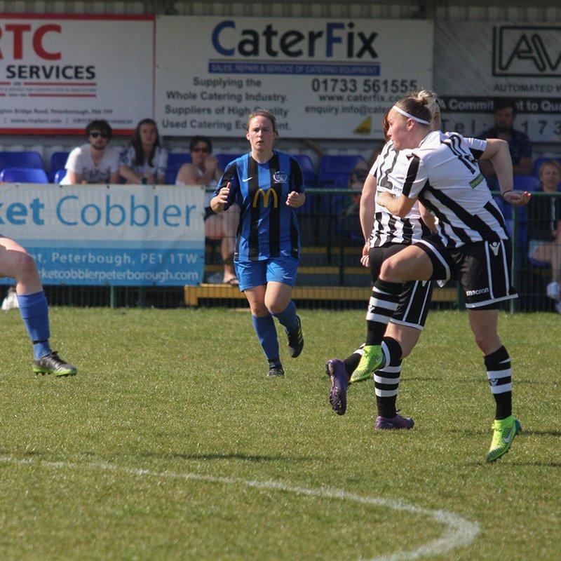 MATCH GALLERY: Star Ladies vs Bedford (1:0) by Tim Symonds