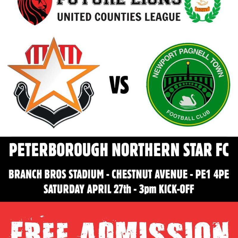 FREE ADMISSION: Saturday 27th April
