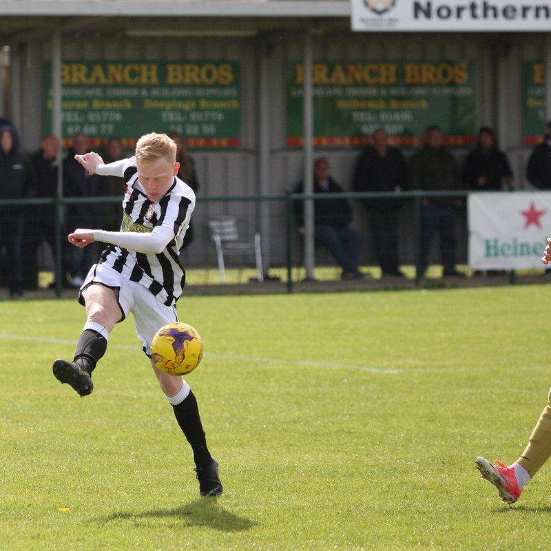 MATCH GALLERY: Star vs Newport Pagnell Town (0:1) by Tim Symonds