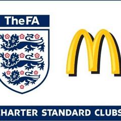 Surrey FA Award @PalaceLadiesFC Charter Standard Club of the Year !