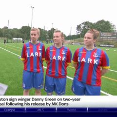 @PalaceLadiesFC - Featured on Sky Sports News