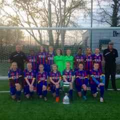 U14 Reds Win Prestigious R&T Tournament at Camber Sands