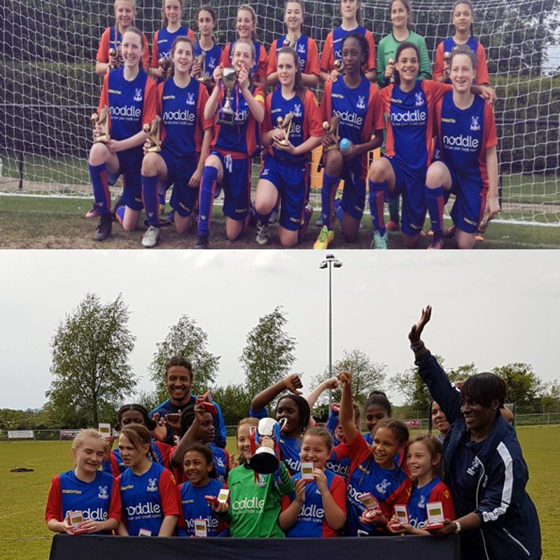 PALACE ACADEMY CUP TRIUMPHS