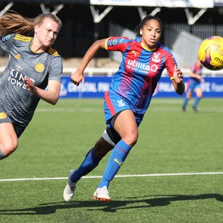 Disapointing End to a Busy Week of Firsts for Crystal Palace Ladies