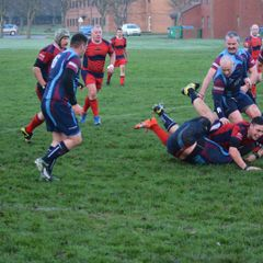 Kinloss Eagles v Aberdeen Dyce 15 Nov