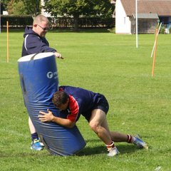 Kinloss Eagles Training