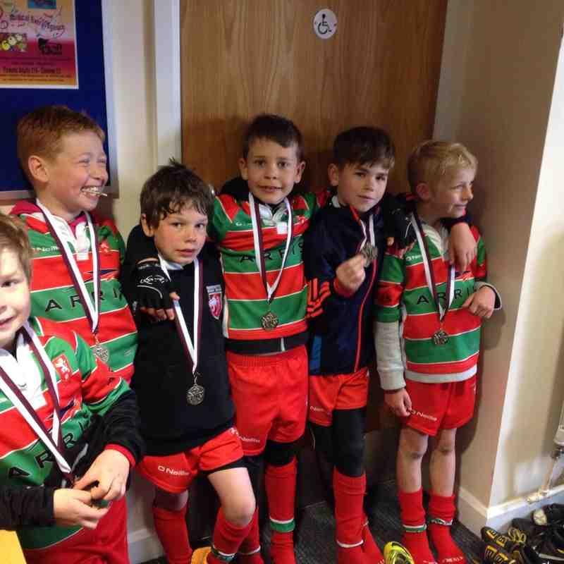Rochdale Festival 2015 Runner ups.. Under 8s