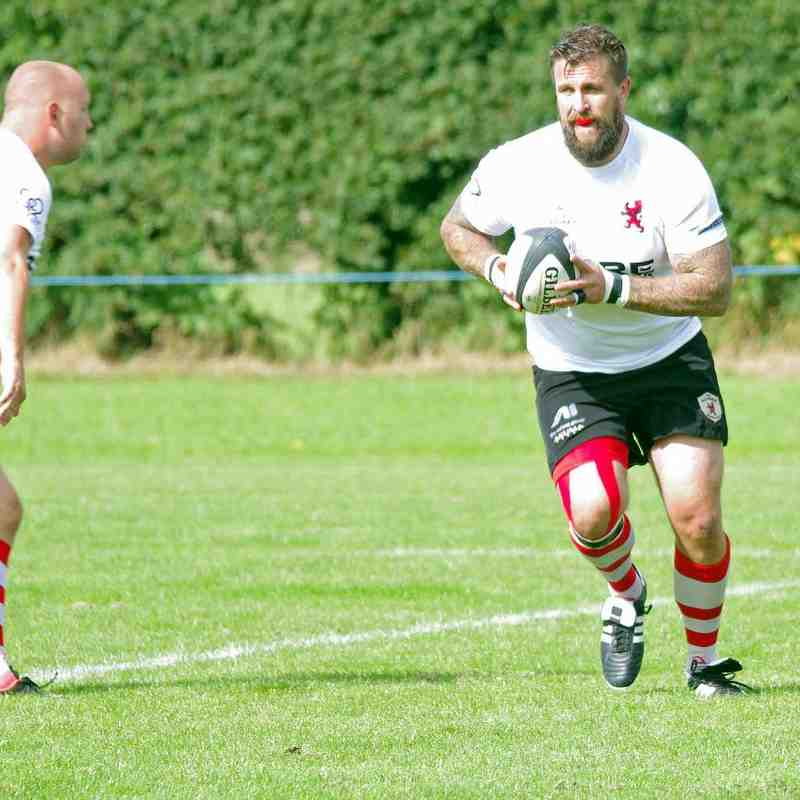 Berkswell & Balsall v Rugby Lions