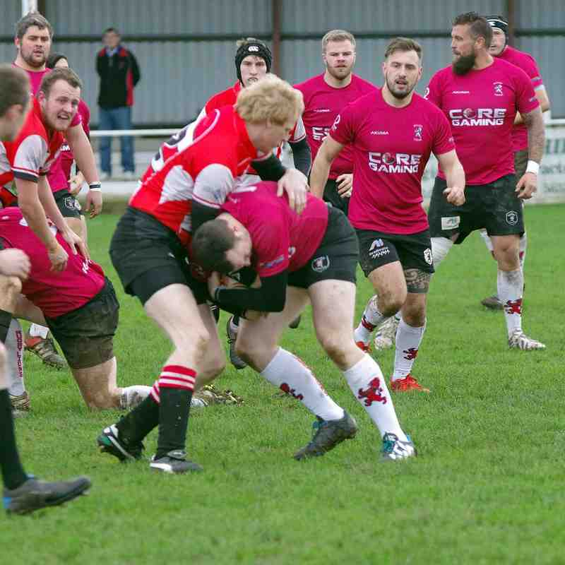Rugby Lions v Harbury
