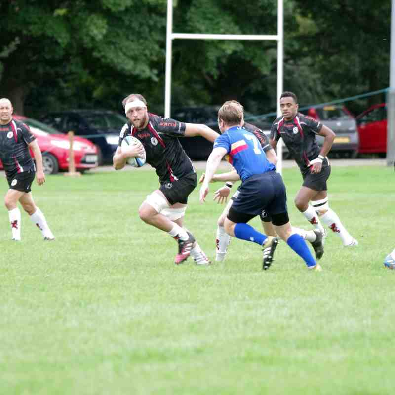 Leamington v Rugby Lions