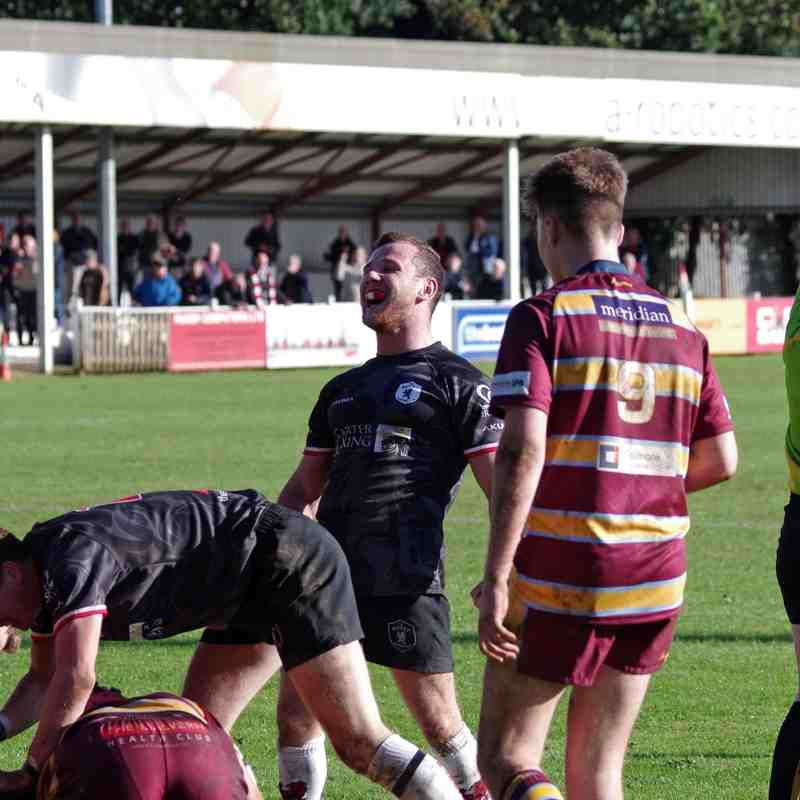 Rugby Lions v Malvern 01 10 2016