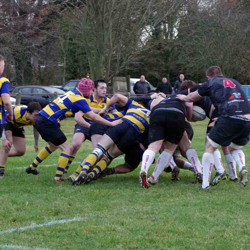 Barkers Butts v Rugby Lions 26 11 2016