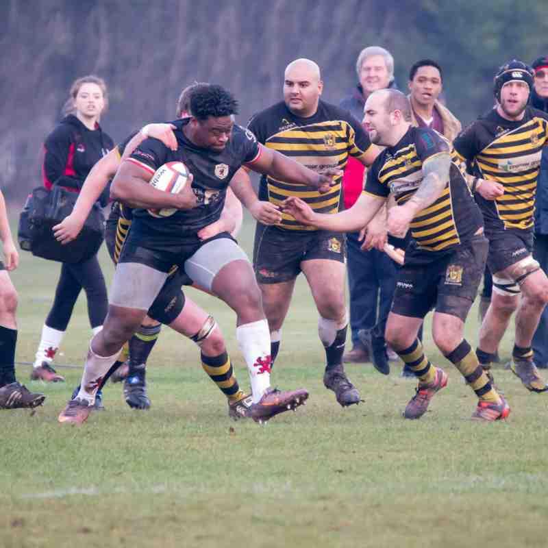 Dunlop v Rugby Lions 17 12 2016