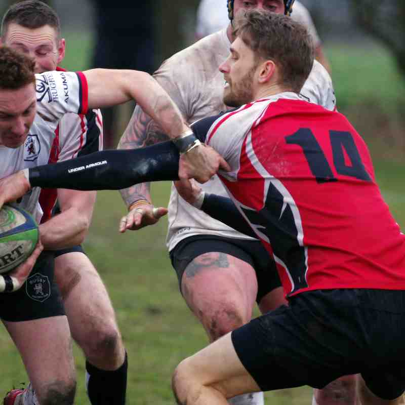 Spartans (Midlands) v Rugby Lions 18 02 2017