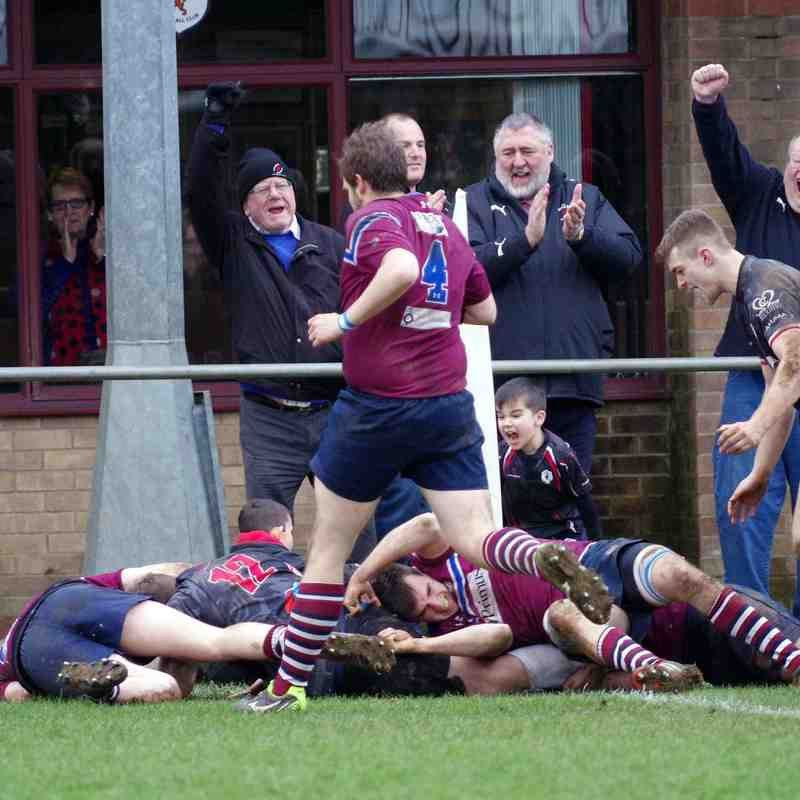 Rugby Lions v Silhillians 04 03 2017