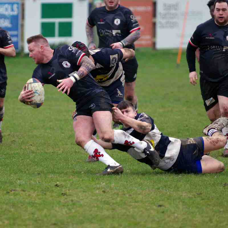 Southam v Rugby Lions 11 03 2017