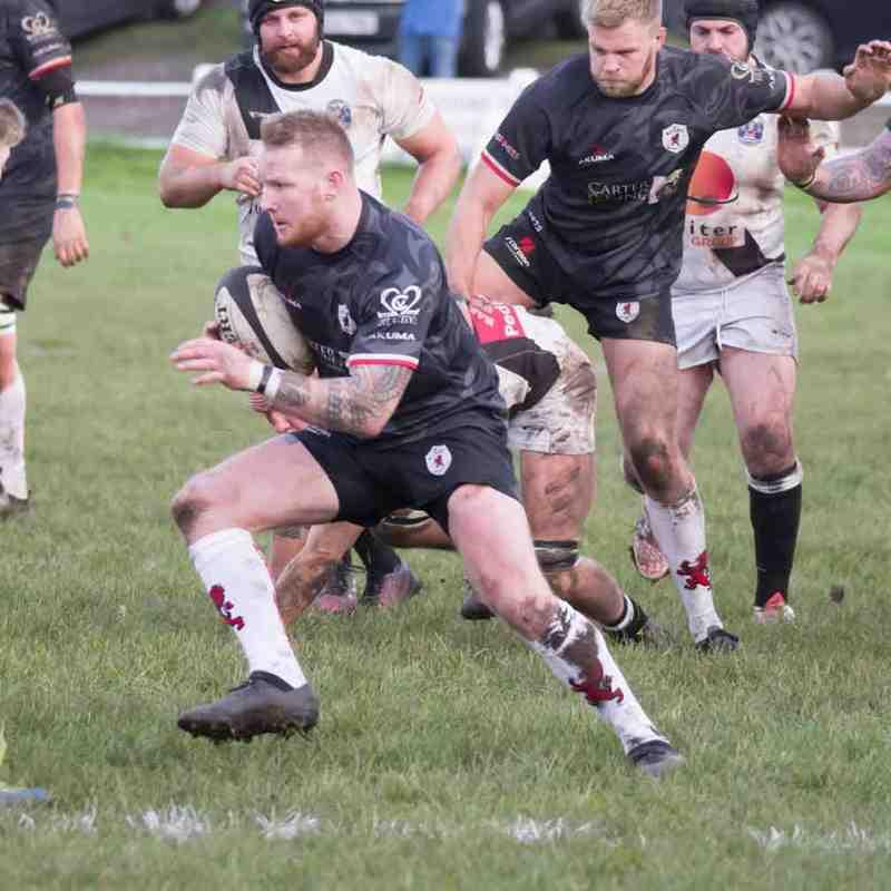 Burton v Rugby Lions 11 11 2017