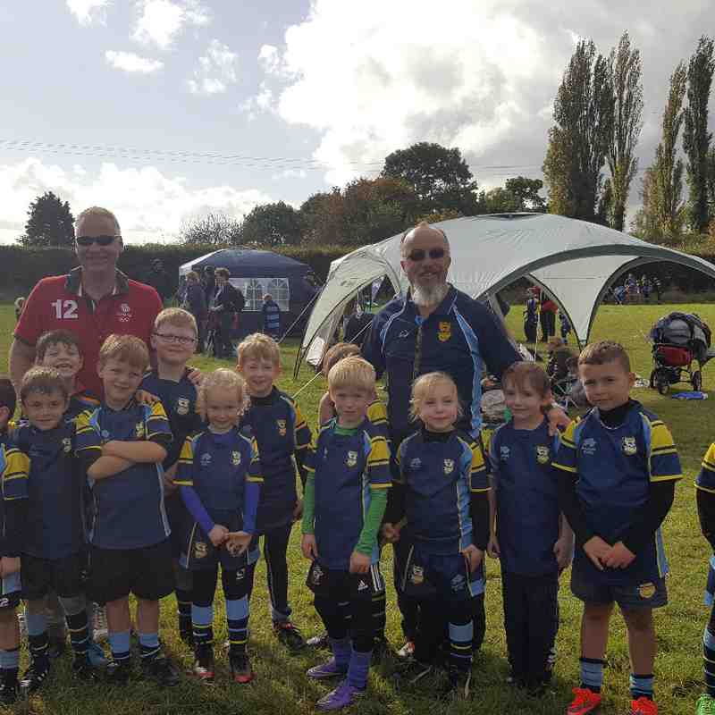 U7s Team Photo - Oct 2016