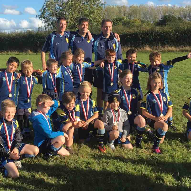 U8s Team Photo - Nov 2016