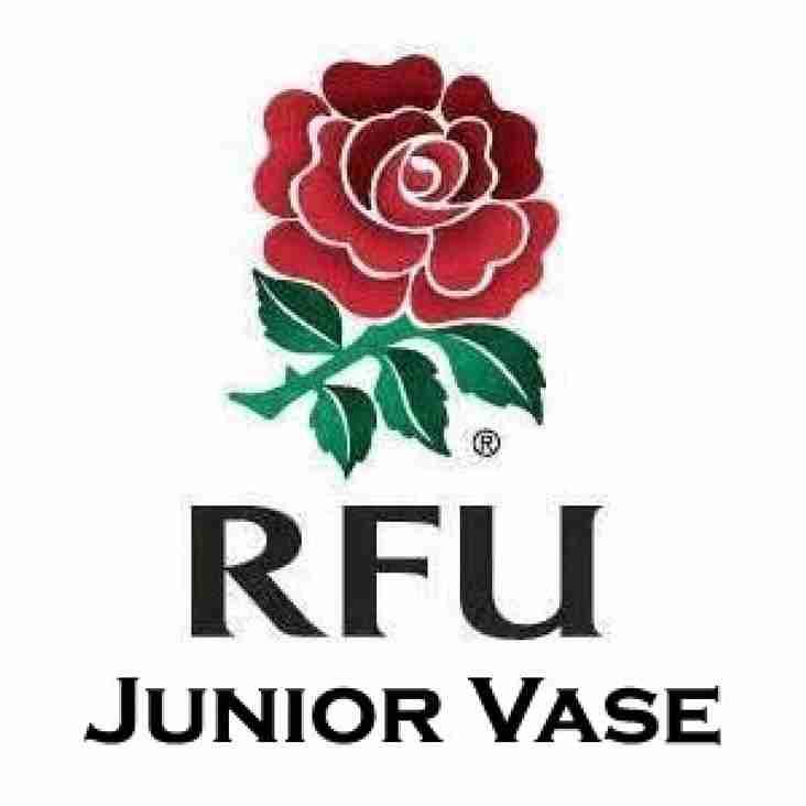 Junior Vase draw