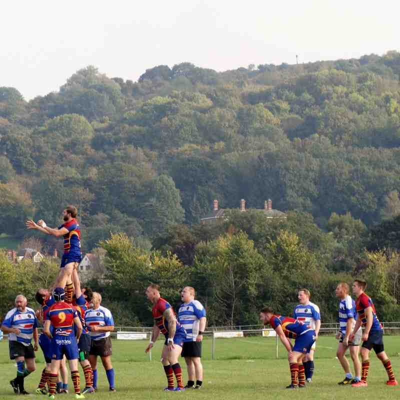 Second XV v Westbury 03.10.15