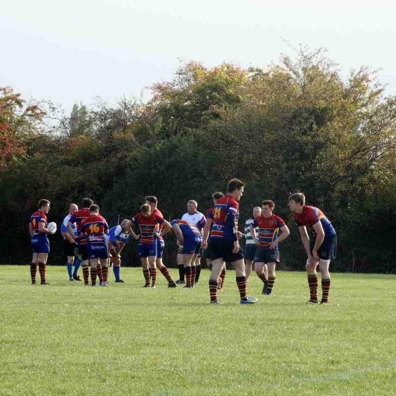 Second XV v Westbury 03.10.15
