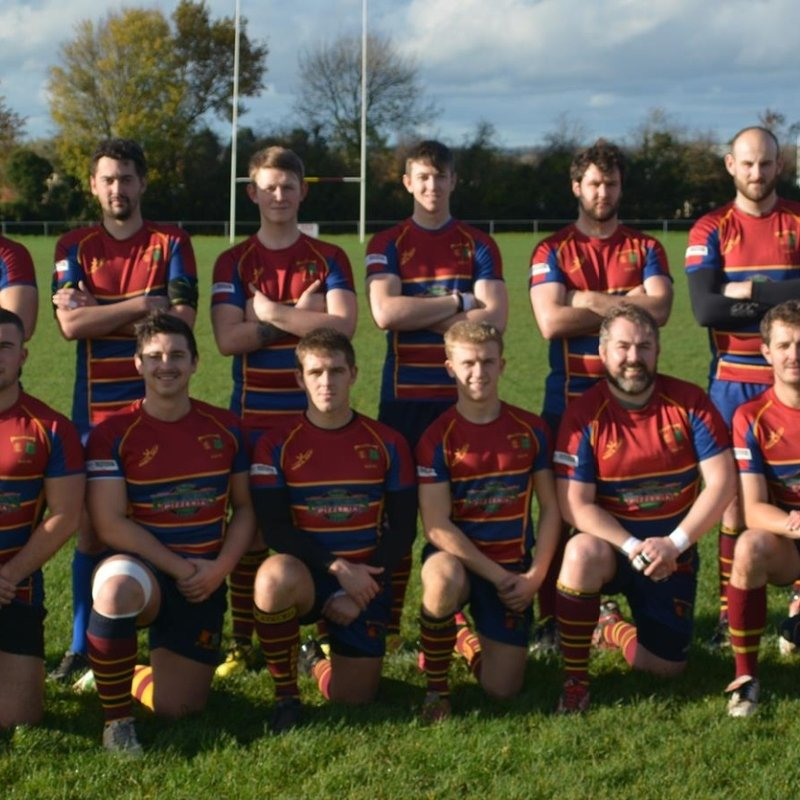 Painswick 19 - 62 Old Cryptians 2nd XV