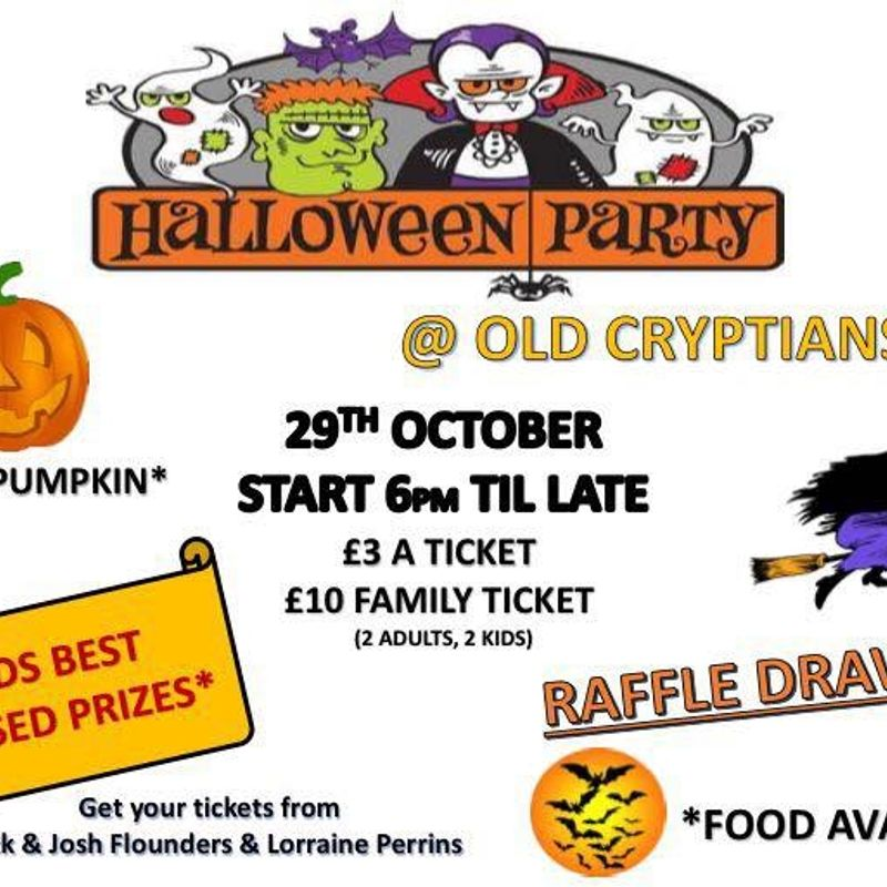 Halloween Party!!