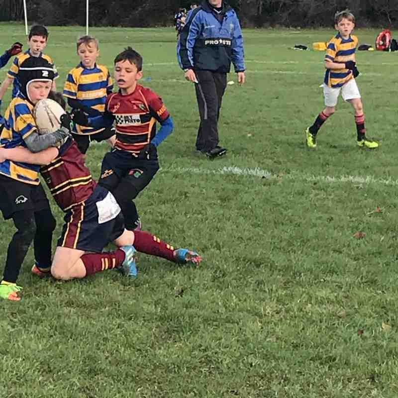 U9s v Old Richians (A) 25.11.17