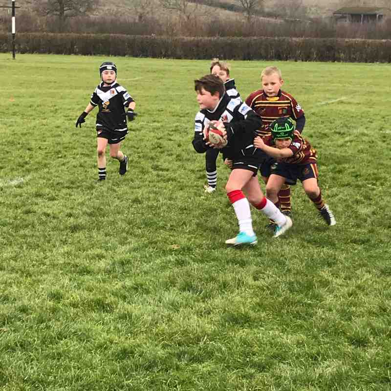 U9s v Brockworth (A) 14.01.18