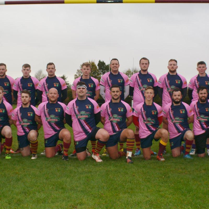 3rd XV beat Minchinhampton 2 41 - 19
