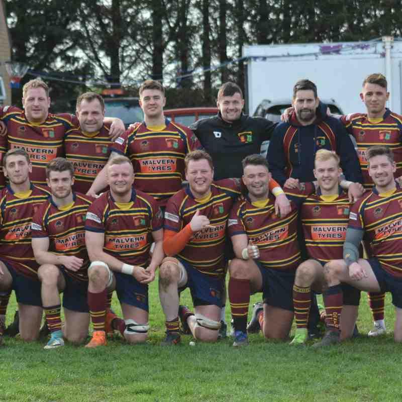 1st XV v Cheltenham North (A) 23.03.19